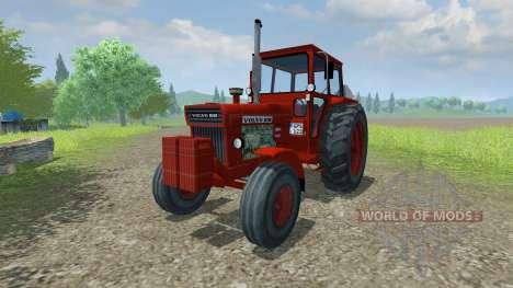 Volvo BM 810 1972 для Farming Simulator 2013