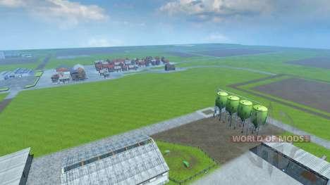 Willys для Farming Simulator 2013
