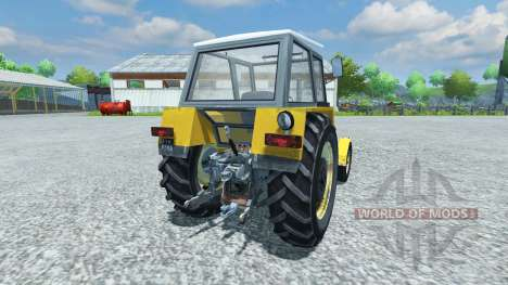 URSUS 1201 v2.0 Yellow для Farming Simulator 2013