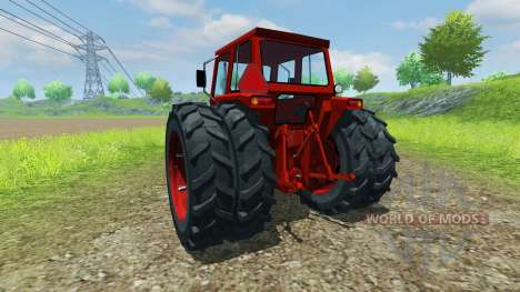 Volvo BM T 650 1976 для Farming Simulator 2013