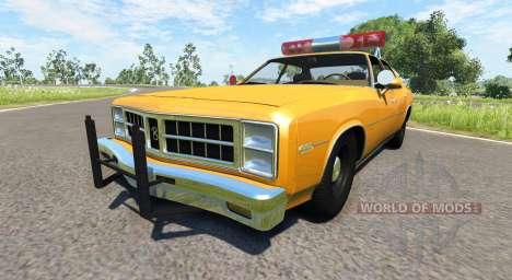 Bruckell Moonhawk Sedan & Station wagon для BeamNG Drive