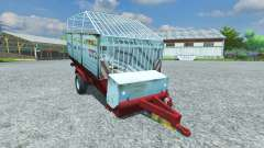 Фуражный прицеп HORAL MV 022 для Farming Simulator 2013
