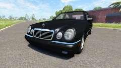 Mercedes-Benz E420 W124 stock для BeamNG Drive