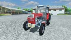 URSUS 1201 v2.0 Red для Farming Simulator 2013