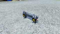 Приспособление для захвата жатки для Farming Simulator 2013