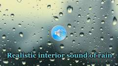 Реалистичный шум дождя для Euro Truck Simulator 2
