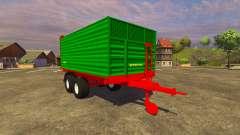 Прицеп Stetzl Tk13 v1.3 для Farming Simulator 2013