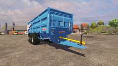 Прицеп Maupu BM 23 2013 для Farming Simulator 2013