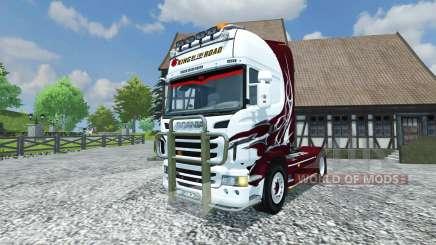 Scania R560 v3.0 для Farming Simulator 2013