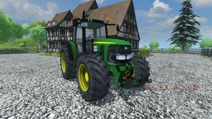John Deere 6920 для Farming Simulator 2013