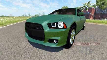 Dodge Charger SRT8 v2.0 для BeamNG Drive