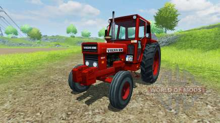 Volvo BM T 650 1976 для Farming Simulator 2013
