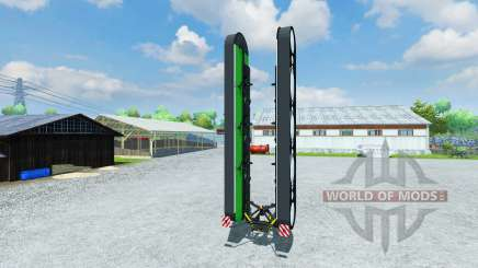 Косилка Deutz-Fahr KM 4.90 для Farming Simulator 2013