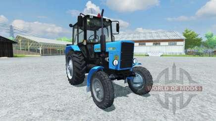МТЗ-82.1 v2.0 для Farming Simulator 2013