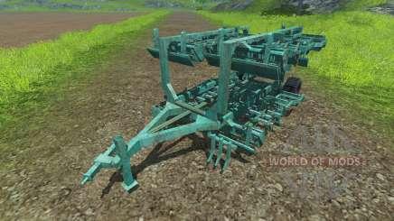 Культиватор ККП- 6 Кардинал для Farming Simulator 2013