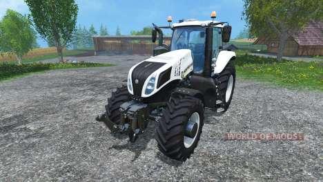 New Holland T8.435 v1.2 для Farming Simulator 2015