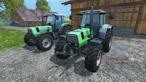 Deutz-Fahr AgroStar 6.31 & 6.61 для Farming Simulator 2015