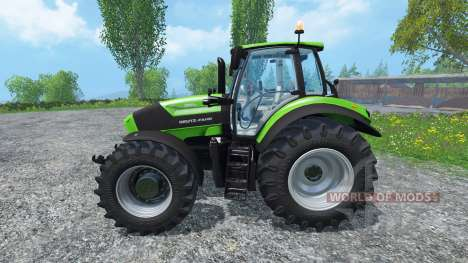 Deutz-Fahr Agratron 7250 TTV для Farming Simulator 2015