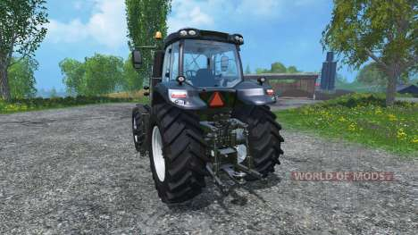 New Holland T8.320 Black Edition для Farming Simulator 2015