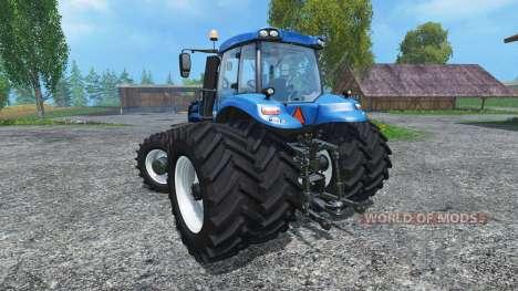 New Holland T8.320 DW для Farming Simulator 2015