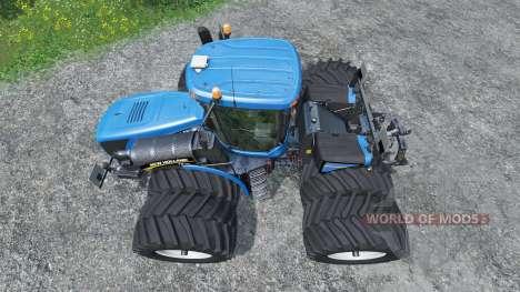 New Holland T9.565 Twin v1.2 для Farming Simulator 2015