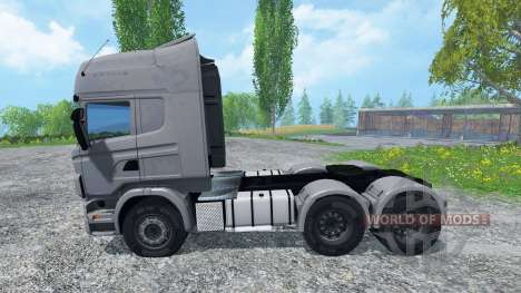 Scania R730 2011 для Farming Simulator 2015