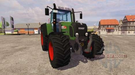 Fendt 820 Vario TMS v2.1 для Farming Simulator 2013