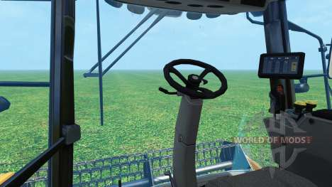 SampleModMap для Farming Simulator 2015