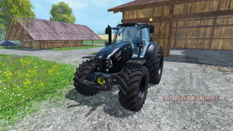 Lamborghini Mach VRT 230 Black Edition для Farming Simulator 2015