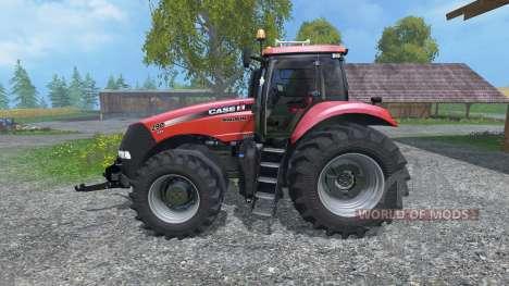 Case IH Magnum CVX 290 v1.4 для Farming Simulator 2015