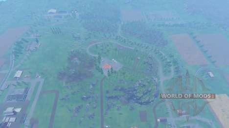 Обзор камеры для Farming Simulator 2015