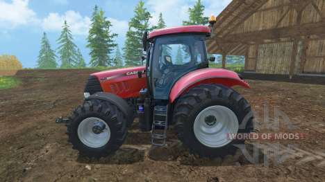 Case IH Puma CVX 160 2012 для Farming Simulator 2015