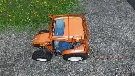 New Holland T4.75 Forst для Farming Simulator 2015