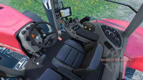 New Holland T8.485 2014 Red Power Plus v1.2 для Farming Simulator 2015