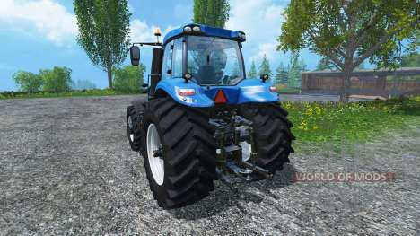 New Holland T8.320 для Farming Simulator 2015