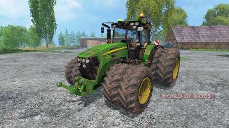 John Deere 7930 FL v2.0 dirt для Farming Simulator 2015