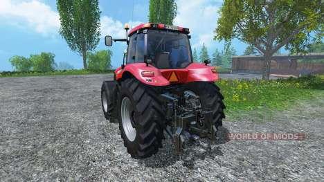 Case IH Magnum CVX 235 v1.4 для Farming Simulator 2015