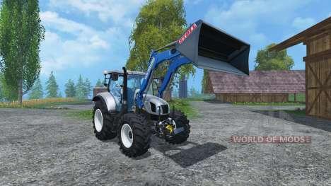 New Holland T6.200 2014 для Farming Simulator 2015