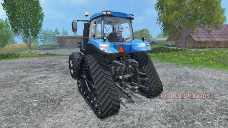 New Holland T8.435 SmartTrax для Farming Simulator 2015
