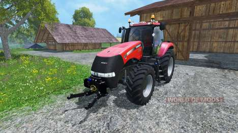 Case IH Magnum CVX 260 v1.4 для Farming Simulator 2015