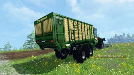 Krone BIG L500 Prototype для Farming Simulator 2015