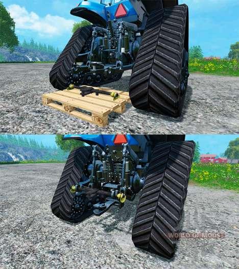 Case Trailer Attacher v3.0 для Farming Simulator 2015