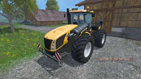 New Holland T9.560 Yellow для Farming Simulator 2015