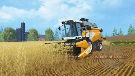 Наёмник расходует топливо и семена для Farming Simulator 2015