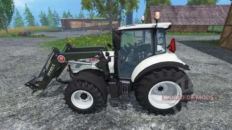 Steyr Multi 4115 Ecotronik v2.0 Universal для Farming Simulator 2015