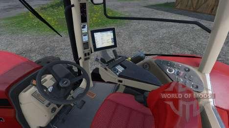 Case IH Magnum 380 CVX 2015 для Farming Simulator 2015