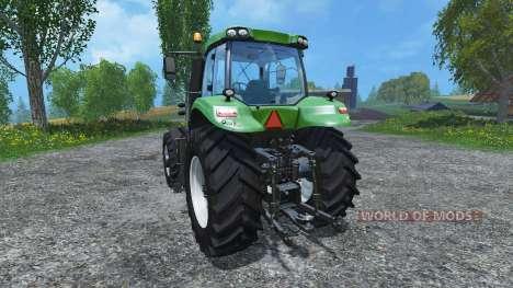 New Holland T8.435 Green Power Plus v2.0 для Farming Simulator 2015