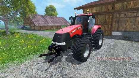 Case IH Magnum CVX 315 v1.4 для Farming Simulator 2015
