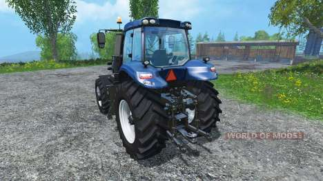 New Holland T8.485 2014 Blue Power Plus для Farming Simulator 2015