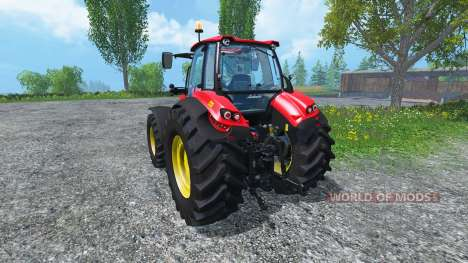 Lamborghini Mach VRT 230 Rot для Farming Simulator 2015